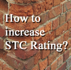 how to increase STC rating
